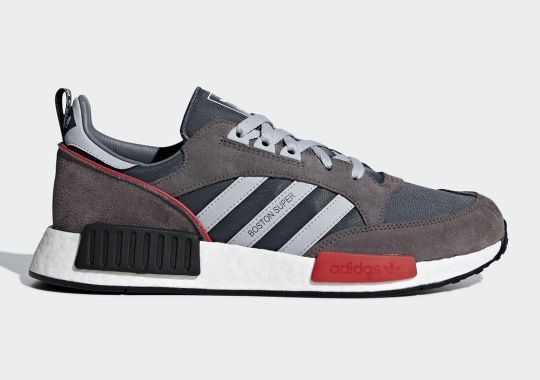 adidas Adds NMD Soles To The Boston Super