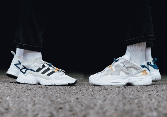 adidas Consortium Workshop To Debut The Falcon And SS2G