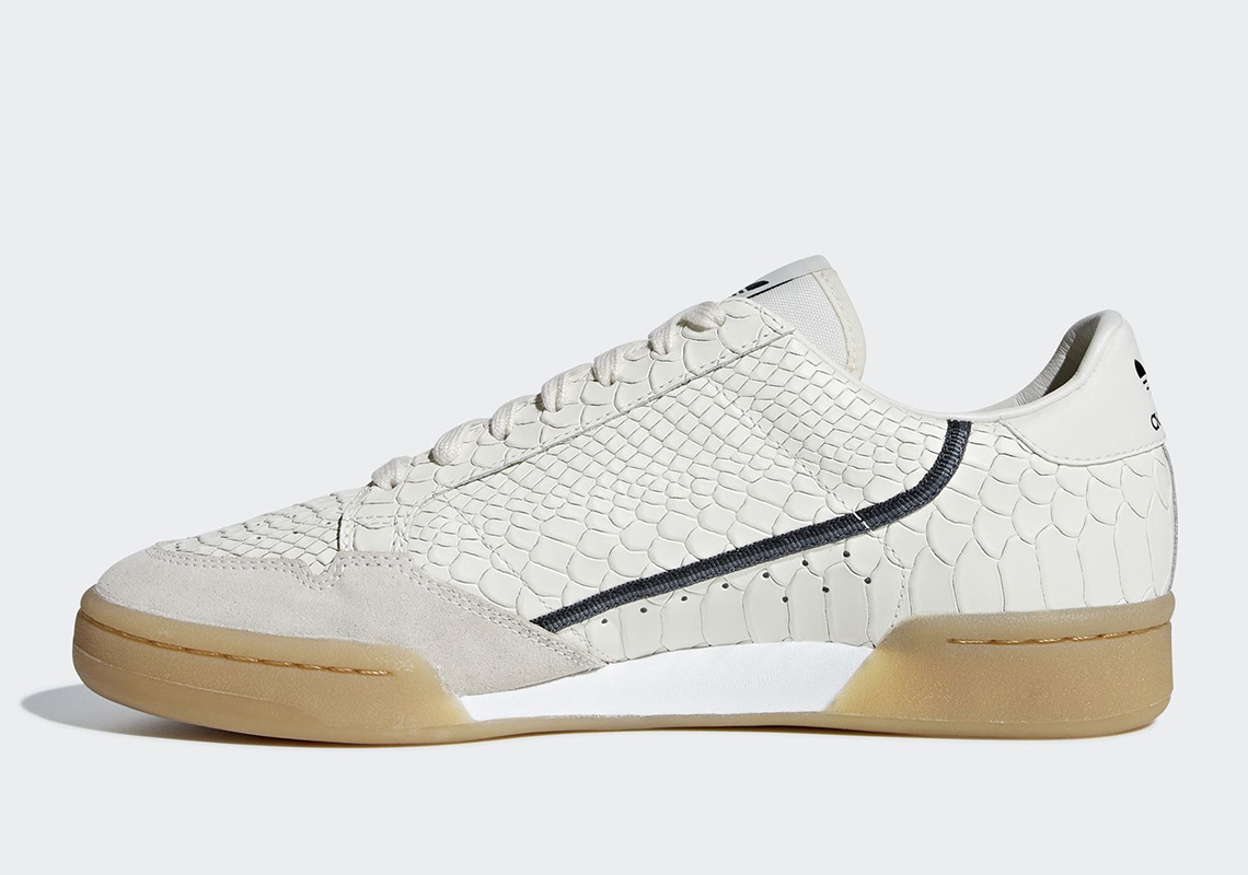 on sale 01208 45afe adidas Continental 80 Python D96659 + B41678 Release Info ..