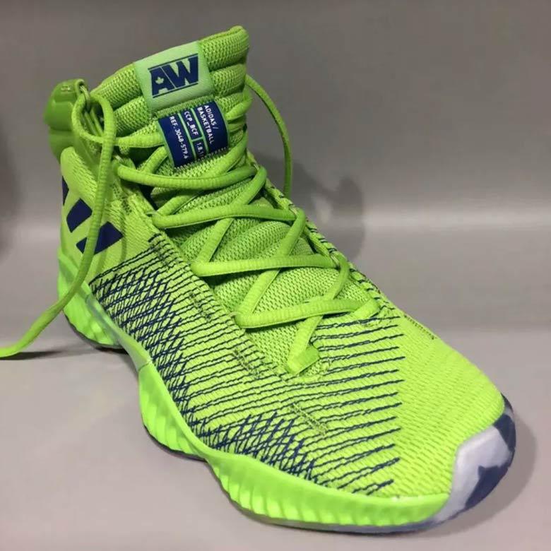 meet db72a 8d4cb adidas Crazy Explosive 2018 Andrew Wiggins  SneakerNews.com