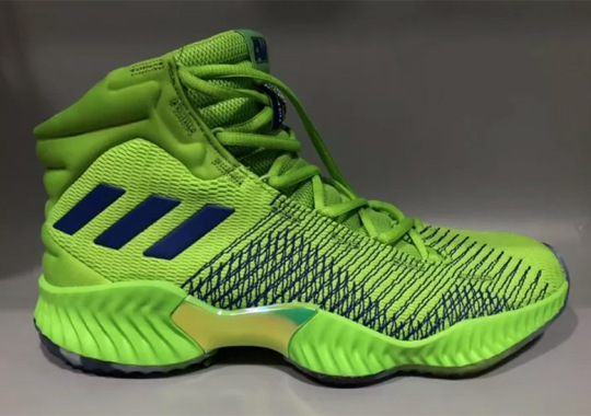 First Look At The adidas Crazy Explosive 2018 For Andrew Wiggins