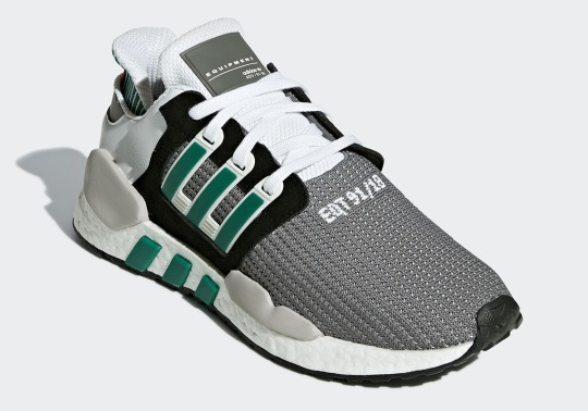First Look At The adidas EQT Support 91/18
