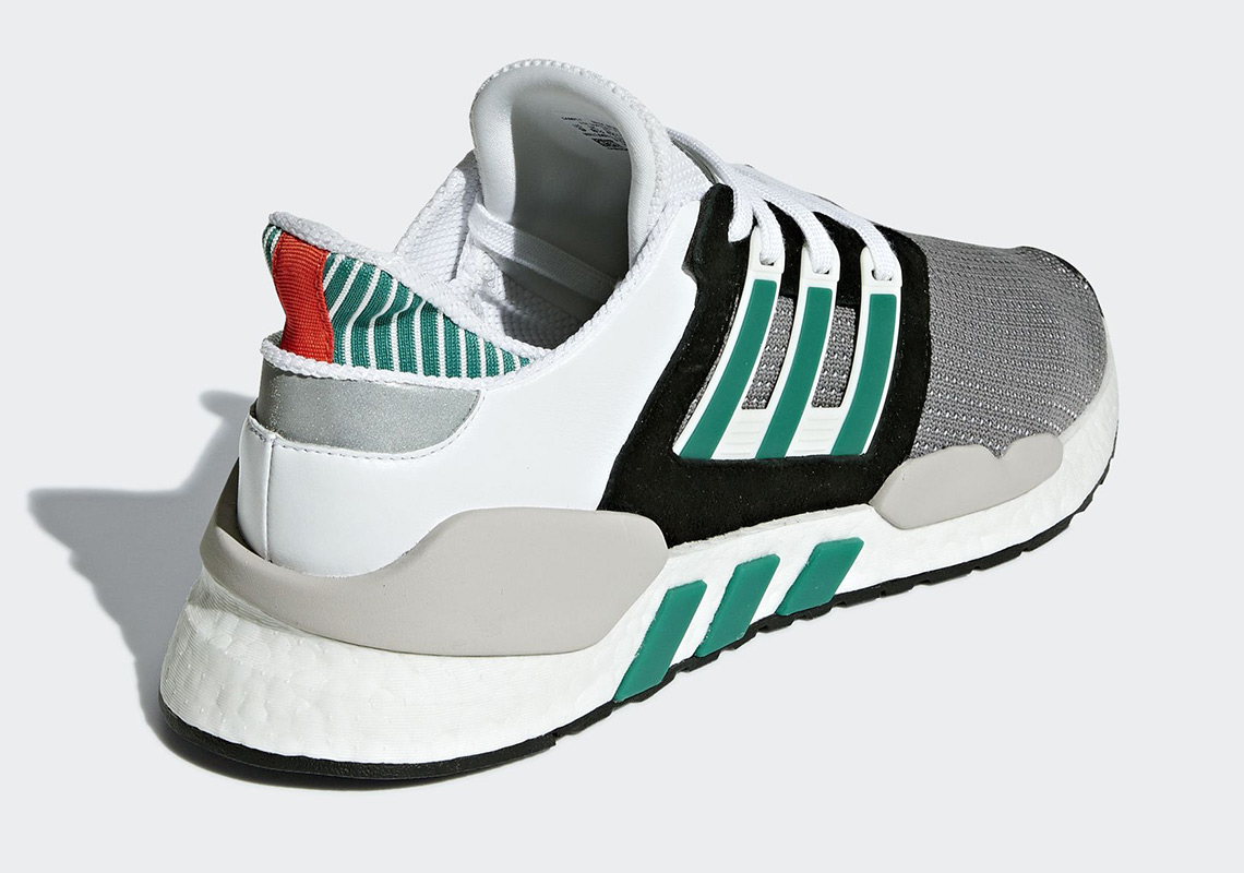 reputable site 5a509 d9abc adidas EQT Support 9118. Release Date September 1, 2018. Color Core  BlackGraniteSub Green Style Code AQ1037