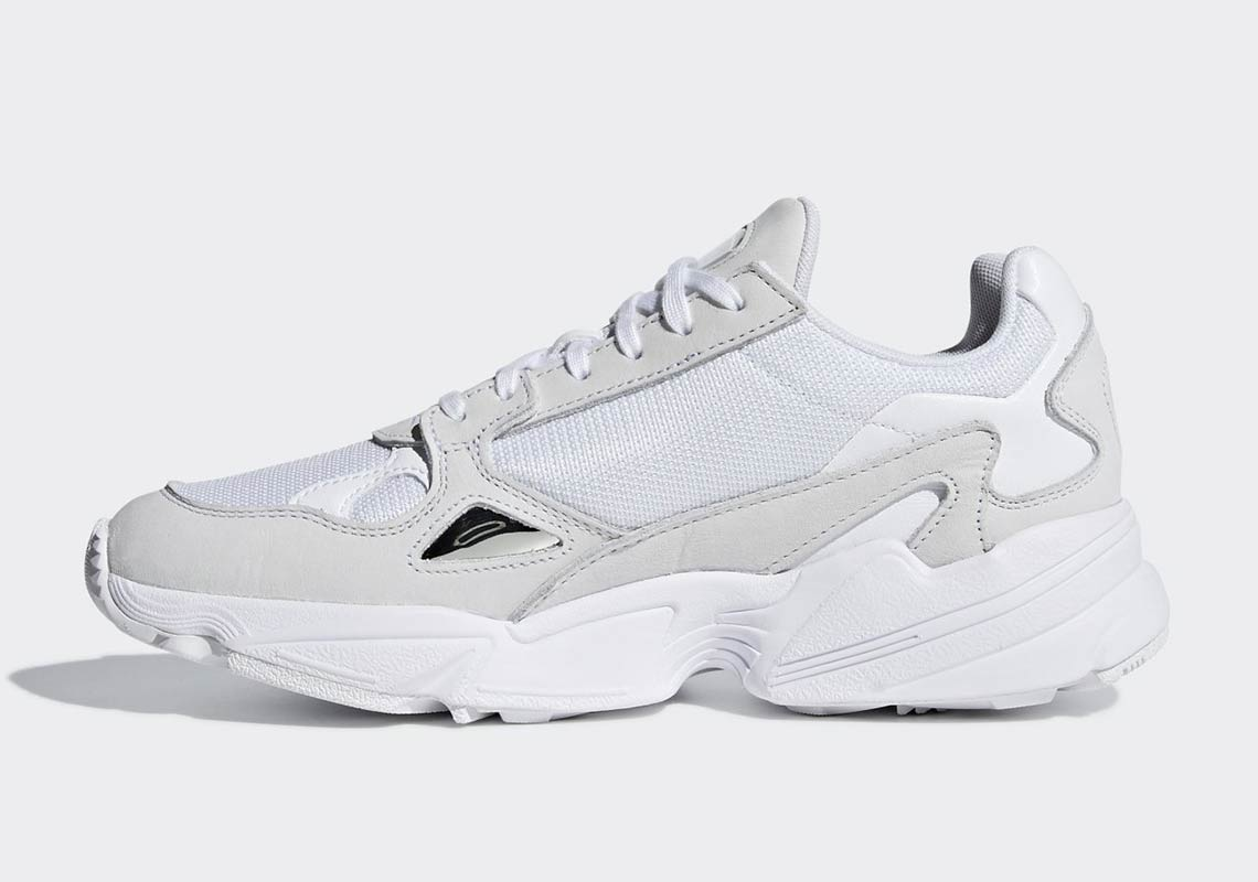 info for 15f58 403b2 adidas Falcon Release Date September 6th, 2018 100. Color Footwear WhiteFootwear  WhiteCloud White Style Code B28128