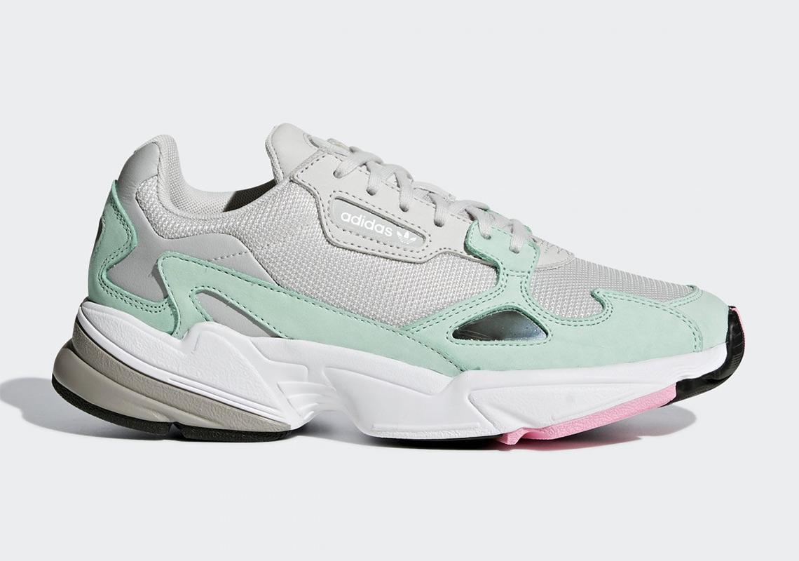 167e79850428b6 ... adidas Falcon Watermelon B28127 Women s Release Info SneakerNews.com  authorized site b0e57 18b3d ...