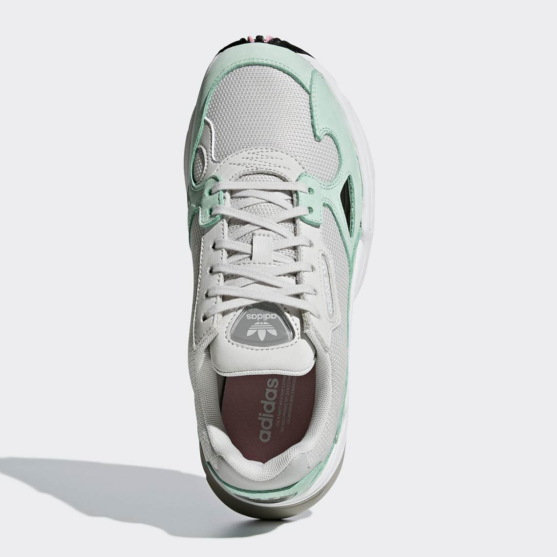 reputable site 293d6 f6ef5 adidas Falcon Wmns Release Date September 6th, 2018 100. Style Code  B28127