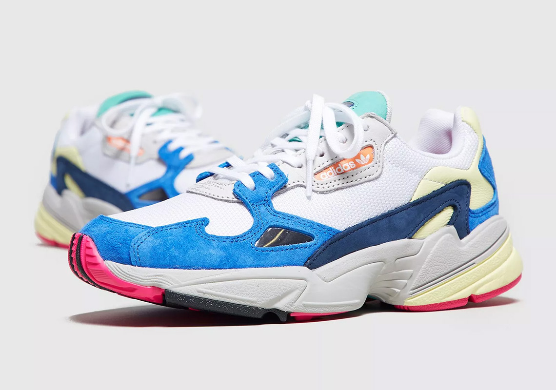 sports shoes 14516 30635 The adidas Falcon For Women Releases In A Colorful Array