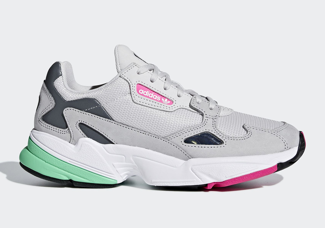 competitive price 1e6ae 97a5d The adidas Falcon For Women Is Arriving In More Colorways