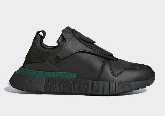 The Modernized adidas Futurepacer Is Coming Soon In Black And Green
