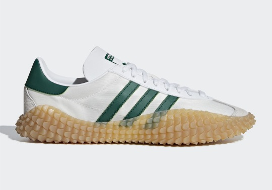 The adidas Kamanda Country Pairs Soccer Aesthetic With The Classics