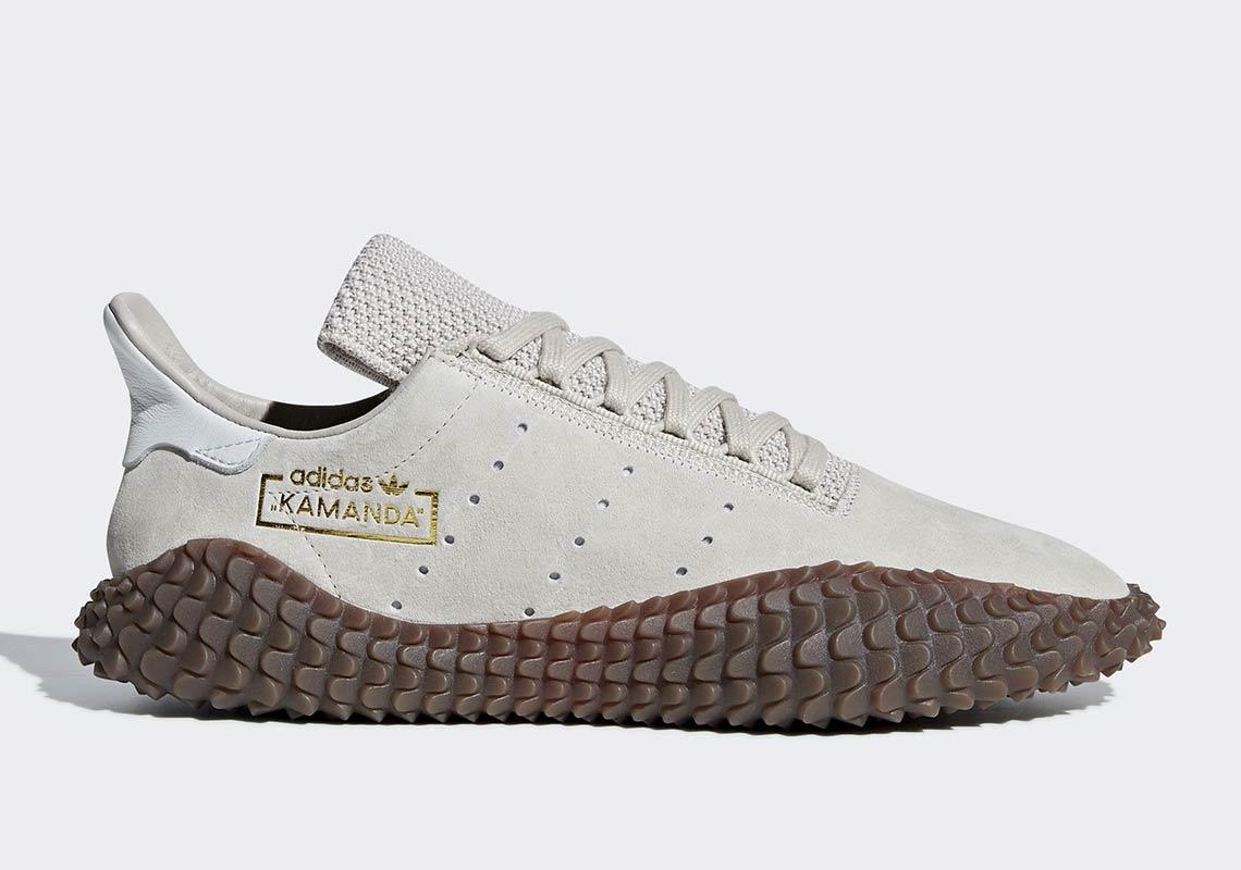Where To Buy adidas Kamanda Clear Brown