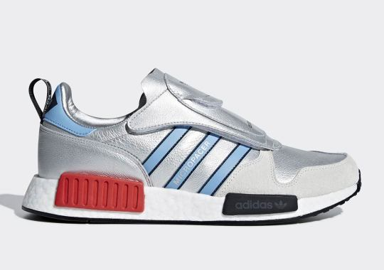 adidas Pairs The Micropacer With The NMD