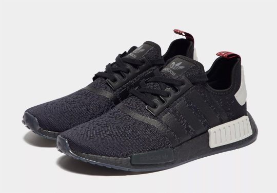 More Black BOOST Soles Arrive On The adidas NMD