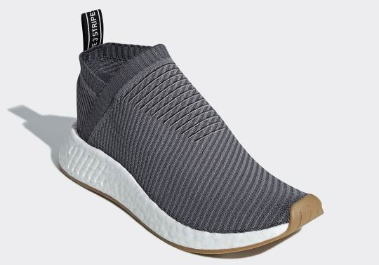 The adidas NMD CS2 Is Back In Grey And Gum