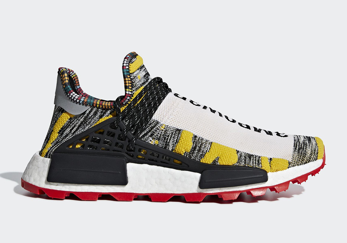 sports shoes fff26 ea1ea Pharrell x adidas NMD Hu Holi Release Date September 1st, 2018. COMING SOON  TO adidas 250. Color Core BlackDeepest Purple-Core Black Style Code  AC7033