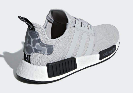 The adidas NMD R1 Arrives In Camo Heels
