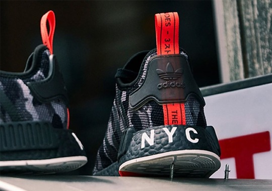 The adidas NMD Is Launching A Printed Series For The First Time