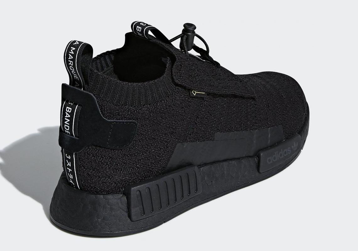 8dece29dca0 adidas NMD TS1 Gore Tex Color: Core Black/Core Black/Core Black Style Code:  AQ0927. Advertisement. Advertisement