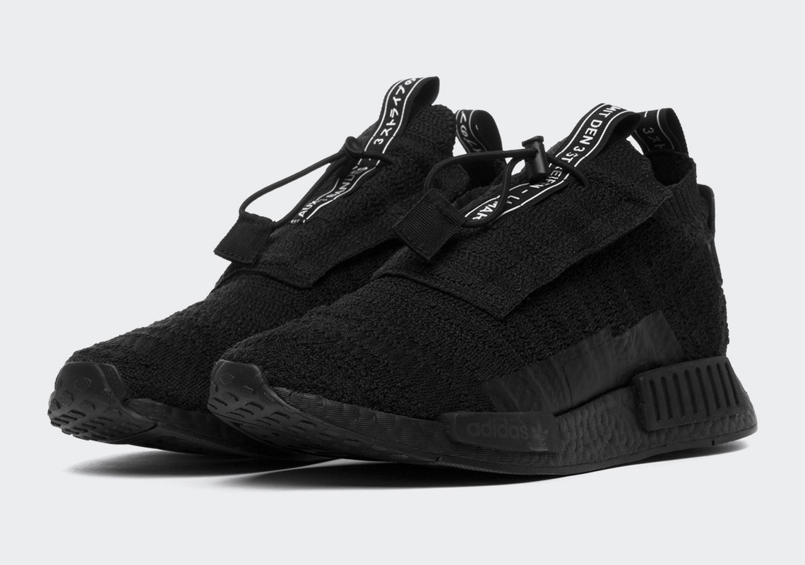 "newest c95a4 c1feb The adidas NMD TS1 ""Gore Tex"" Releases This Weekend"