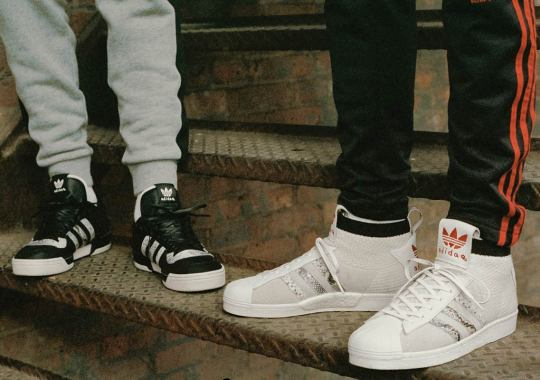 adidas Originals And United Arrows & Sons Reveal A/W '18 Collection