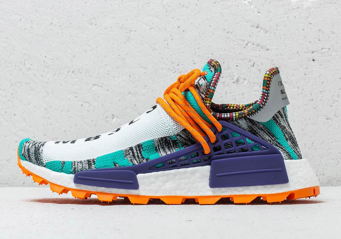 034562c393578 Where To Buy Pharrell adidas NMD Solar Hu Collection