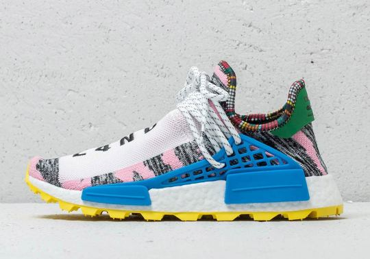 Where To Buy Pharrell x adidas NMD Solar Hu Collection