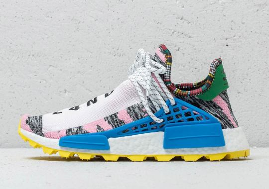Where To Buy Pharrell adidas NMD Solar Hu Collection
