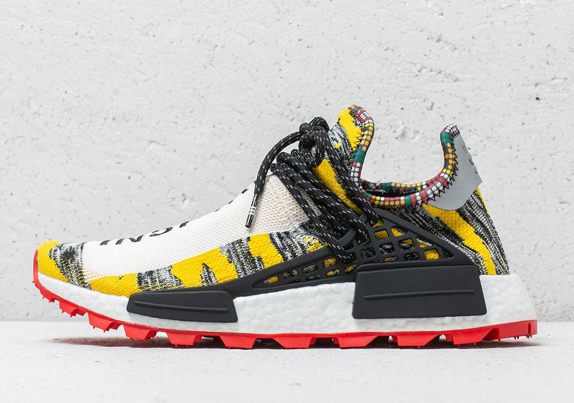 762c9d453 Where To Buy Pharrell adidas NMD Solar Hu Collection