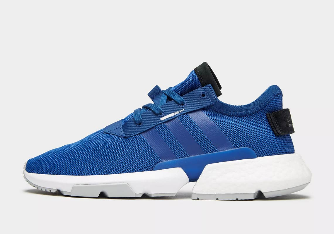 adidas POD s3.1 Blue Available Now