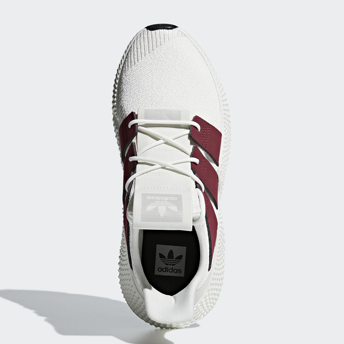 1018cbb85ee7 adidas Prophere D96658 Maroon Release Info