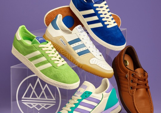 adidas Spezial Unveils Its Fall/Winter 2018 Collection