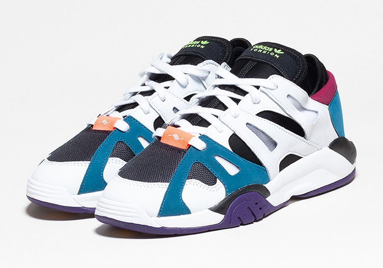 new product 49c17 3c953 adidas Torsion Dimension Lo F34418 Release Info  SneakerNews