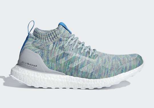"Upcoming adidas Ultra Boost Mid Resembles KITH's ""Aspen"" Style"