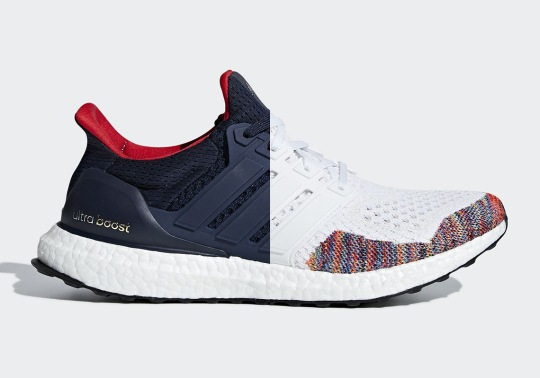"adidas Ultra Boost 1.0 ""Multi-Color Toe"" Is Coming Back"