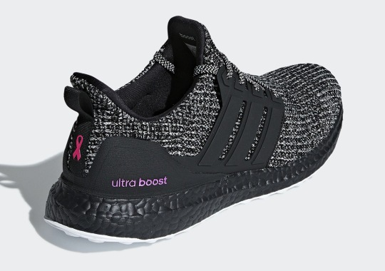 adidas Raises Breast Cancer Awareness With The Ultra Boost