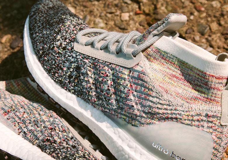 1ba7e8cf2a8df Multi-Color Lands On The adidas Ultra Boost ATR - SneakerNews.com