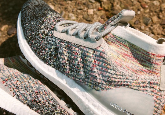 Multi-Color Lands On The adidas Ultra Boost ATR