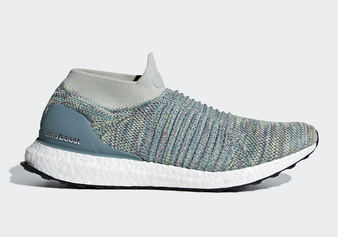 6e7db7bf5f13 adidas Ultra Boost Laceless Multi-Color CM8266 Available Now ...