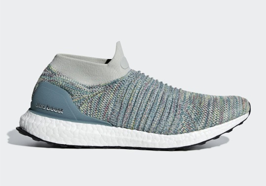 The adidas Ultra Boost Laceless Gets Multi-Colored For Fall