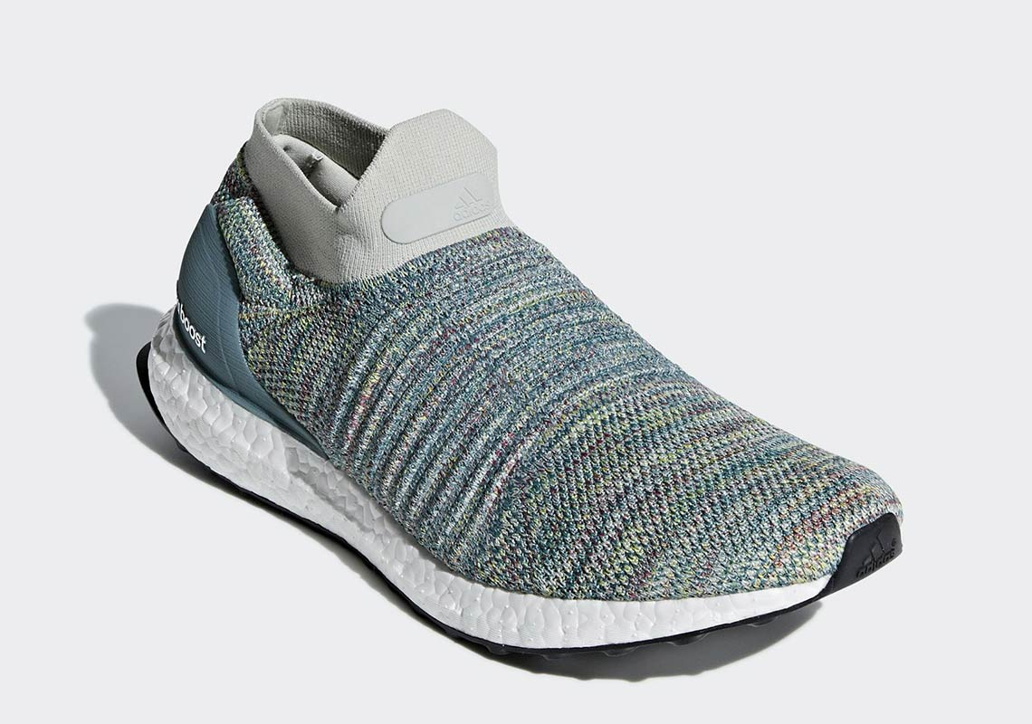 adidas Ultra Boost Laceless AVAILABLE AT SNS  200. Color  Ash Silver Ash  Silver Core Black ce622d376