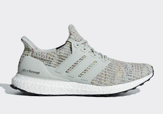 "The adidas Ultra Boost Gets A Clean ""Ash Silver"" Colorway"