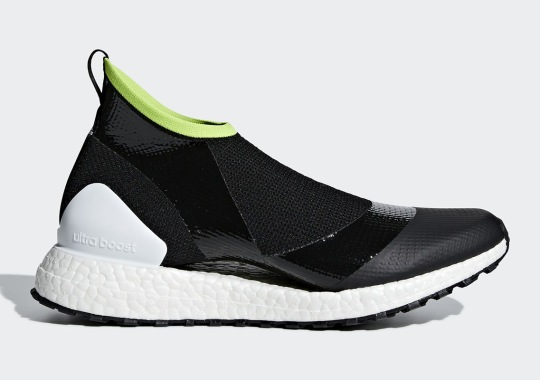 A Crazy New adidas Ultra Boost Shoe Is Dropping Exclusively For Women