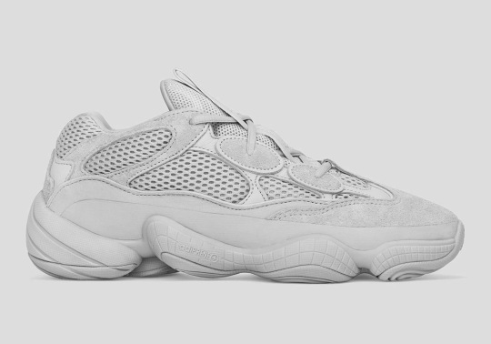 "adidas Yeezy 500 ""Salt"" Is Releasing In November"