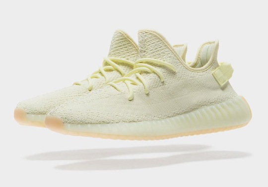 "adidas Yeezy Boost 350 v2 ""Butter"" Restocking This Winter"