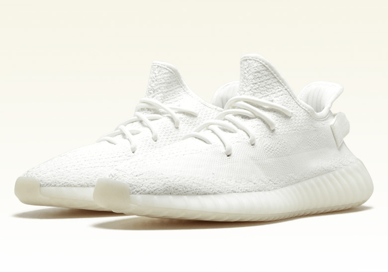 9449c3bc2ee0 adidas Yeezy Boost 350 v2 Triple White Restock Info