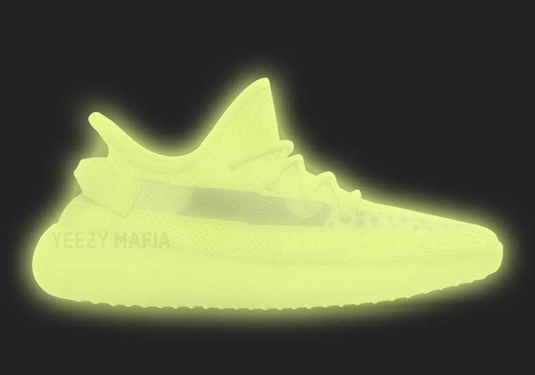 238bc6110245 Kanye West Confirms Glow In The Dark adidas Yeezy Boost 350 v2