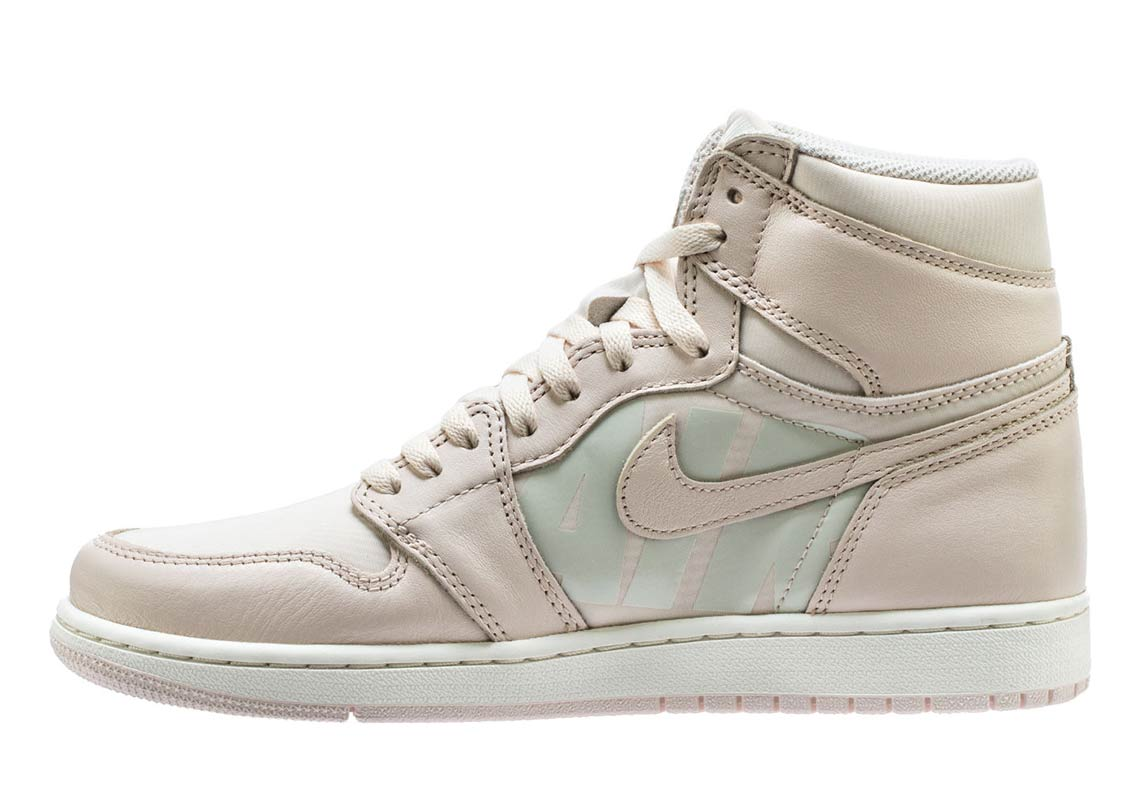"3f72a72502b7e3 Air Jordan 1 Retro High OG ""Guava Ice"" Releases On September 1st ..."