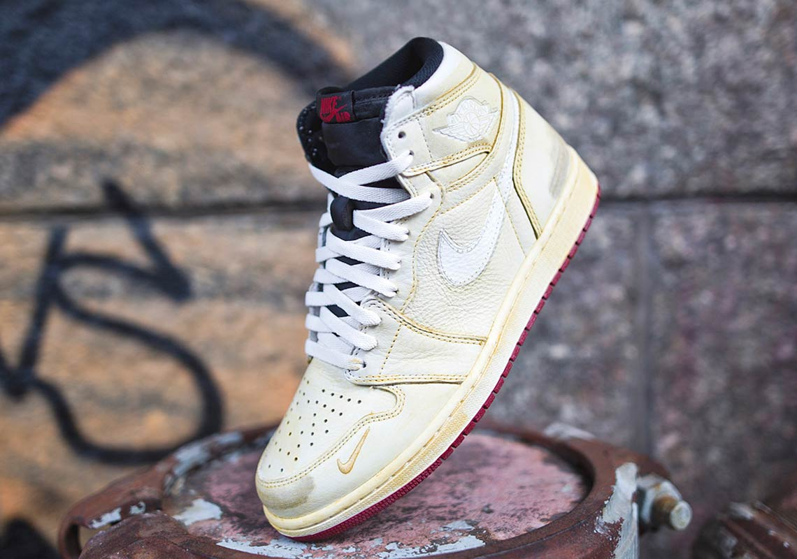 low priced 08ef7 54ddc Nigel Sylvester Extra Butter Air Jordan 1 Early Release ...
