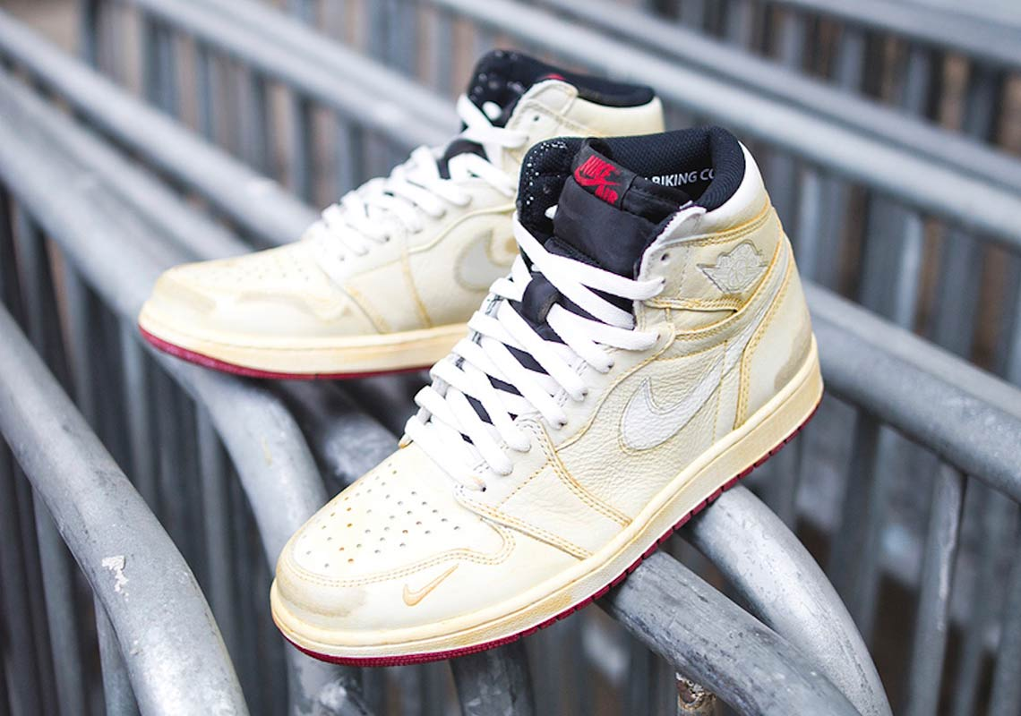 low priced 8029a 7d985 Nigel Sylvester Extra Butter Air Jordan 1 Early Release ...