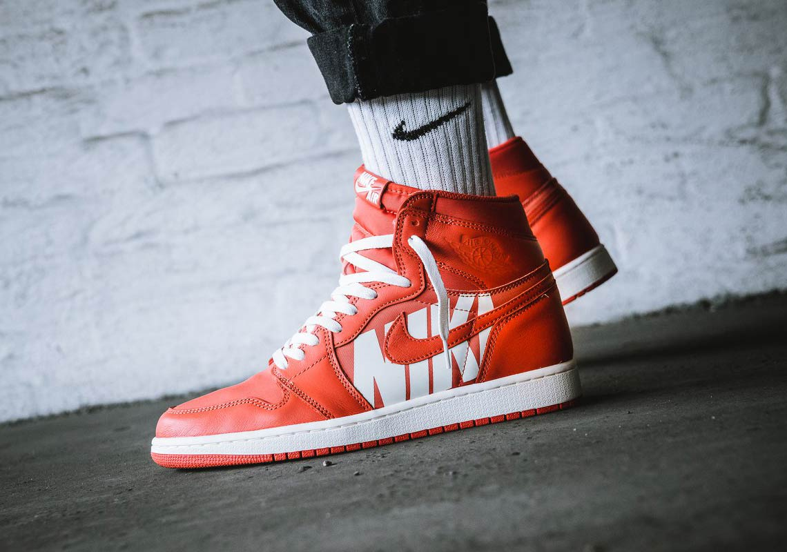 16331b9609cf83 Air Jordan 1 Retro High OG Release Date  September 1